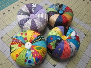 More colorful Pincushions